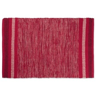 Porch & Den Windham Variegated Recycled Yarn Rug - 24 x 36