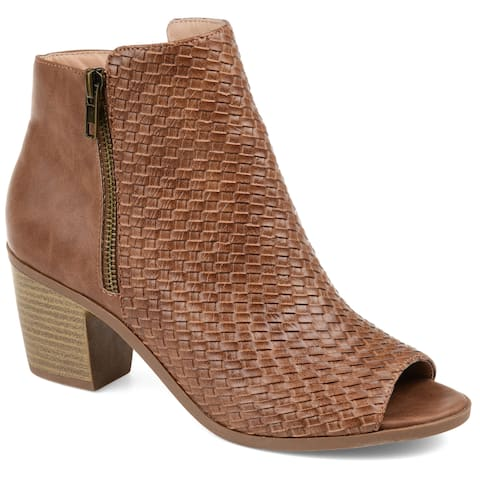 70d765110c12b Buy Women's Booties Online at Overstock | Our Best Women's Shoes Deals