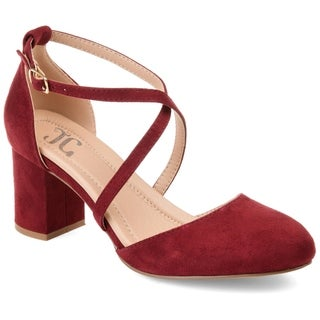 Journee Collection Women's Comfort Foster Pump