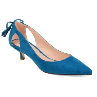 04c17b6bdfa2 Buy Blue Women s Heels Online at Overstock
