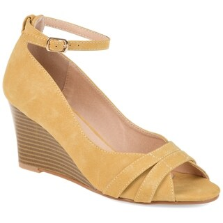 Journee Collection Women's Palmer Wedge