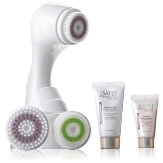 Satin Smooth Hydrasonic Professional Dermal Cleansing Kit