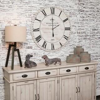 Transatlantic Clock 1 Wall Clock