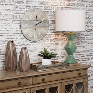 """Abbington 18"""" Wall Clock"""