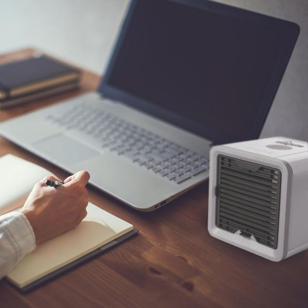 Shop Desktop Portable USB Air Conditioner - On Sale - Free Shipping On Orders Over $45 ...