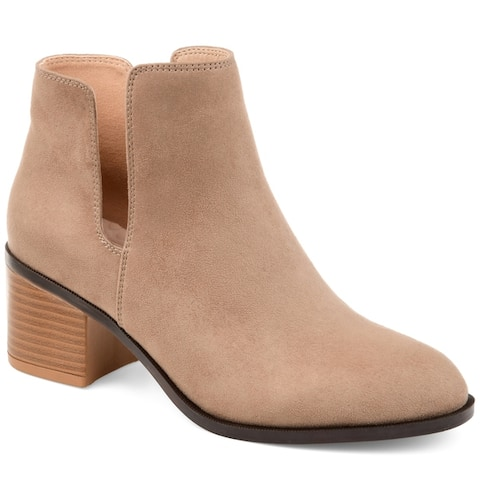 Journee Collection Women's Comfort Vianne Bootie