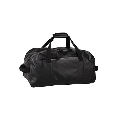 Body Glove Geste 22-inch Waterproof Carry-On Duffel - Black
