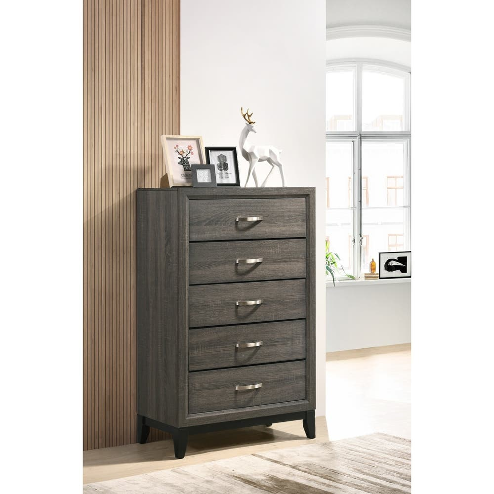 Stout Panel Bedroom Set With Bed