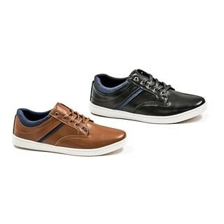 Miko Lotti Men's Oxford Low-top Sneakers