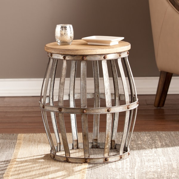 The Gray Barn Stonehall Accent Table