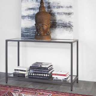 Carbon Loft Heimlich Console Table