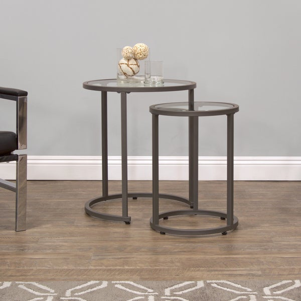 Carbon Loft Heimlich Nesting Tables