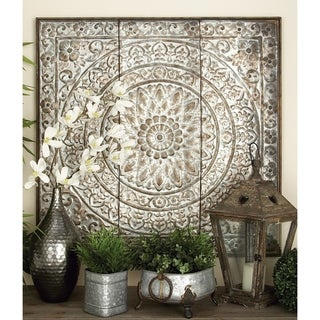 The Curated Nomad Kaltenborn Metal Wall Panel