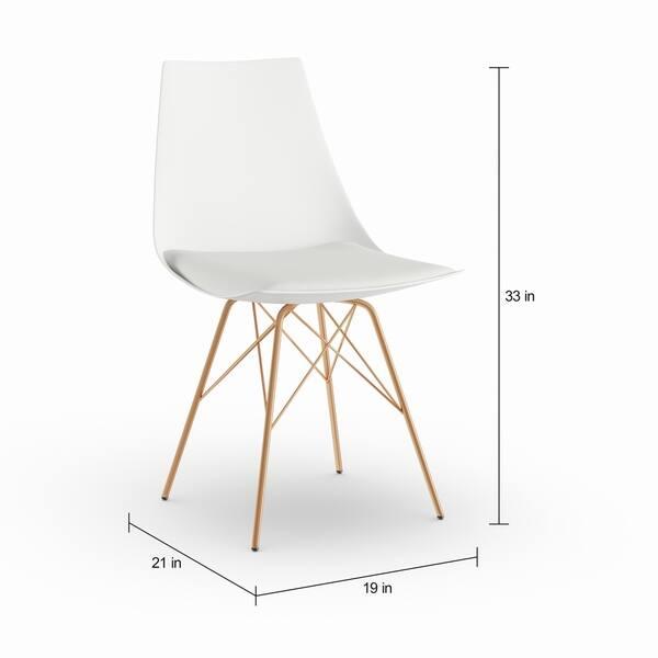 Wondrous Shop Carson Carrington Huskvarna Faux Leather Mid Century Theyellowbook Wood Chair Design Ideas Theyellowbookinfo