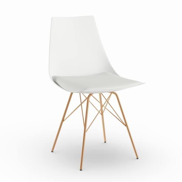Surprising Shop Carson Carrington Huskvarna Faux Leather Mid Century Theyellowbook Wood Chair Design Ideas Theyellowbookinfo