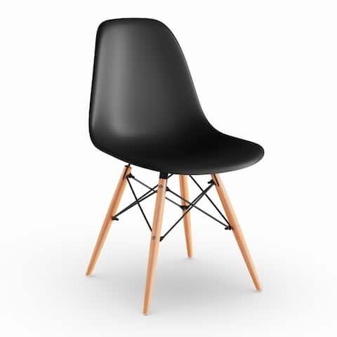 Carson Carrington Bronderslev Mid-century Modern Retro Dining Chair