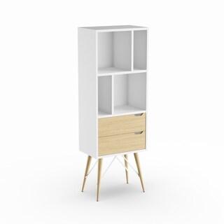 Strick & Bolton Dee Dee 2-drawer Sectional Shelf