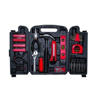 Super Tools 148 Pieces Household Tool Set