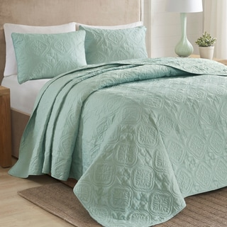 510 Design Hayley 3-Piece Bedspread Set 3-color Option