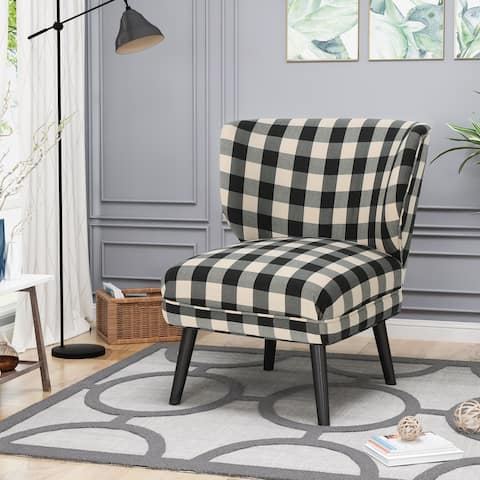 Laurier Modern Farmhouse Accent Chair by Chirstopher Knight Home
