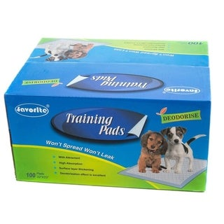 """Floor Protection 22"""" x 23"""" Dog Puppy Housebreaking Training Pads - N/A"""