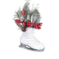 Small Nostalgia Skates Ornament