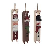 Christmas Ornament Set of 3