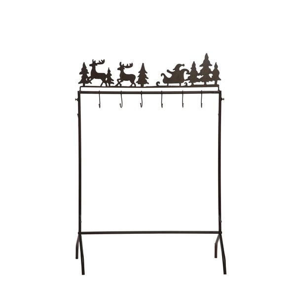 Christmas Stocking Holder Tree Stand: Shop Metal Stocking Holder Stand
