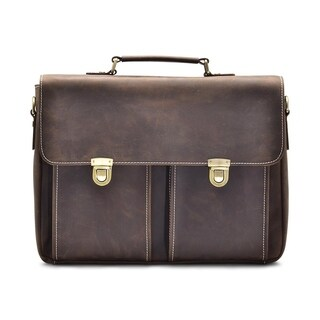 Holssen Briefcase SUMNER Messenger Bag