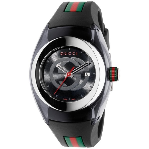 Gucci Men's Sync Stainless Steel Watch. Opens flyout.
