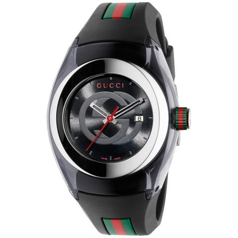 6c8c65728d9 Gucci Men s Sync Stainless Steel Watch