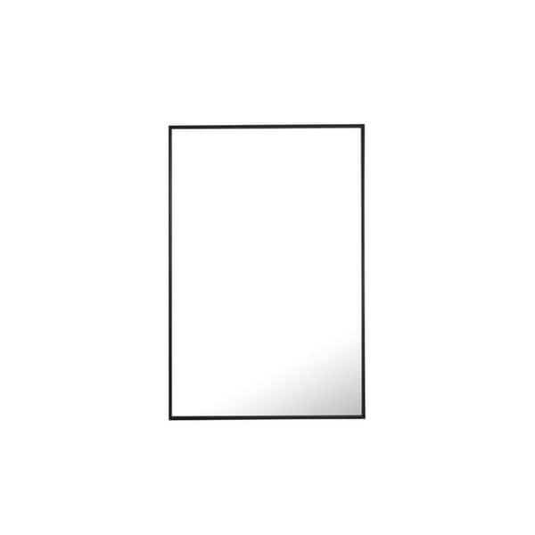 Shop Metal Frame Mirror (28 x 42) - Free Shipping Today - Overstock ...