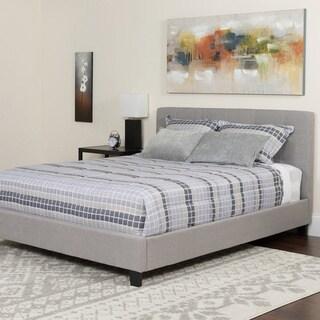 Chelsea Size Upholstered Platform Bed