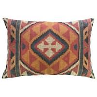 Kilim Linen Pillow
