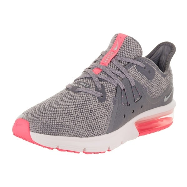 Shop Nike Kids Air Max Sequent 3 (GS) Running Shoe Free