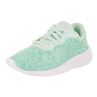 Nike Kids Tanjun Print (PS) Running Shoe