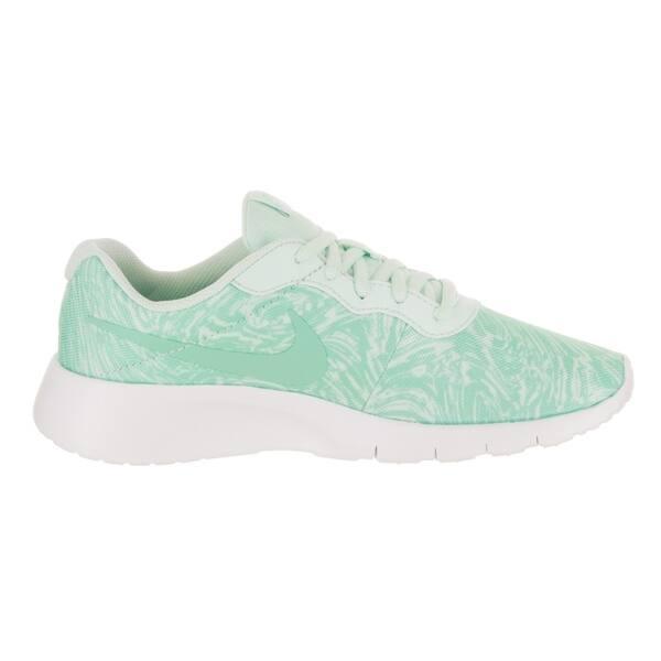vía organizar Aprobación  Nike Kids Tanjun Print (GS) Running Shoe - Overstock - 22731344