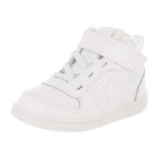 Nike Toddlers Court Borough Mid (TDV) Running Shoe