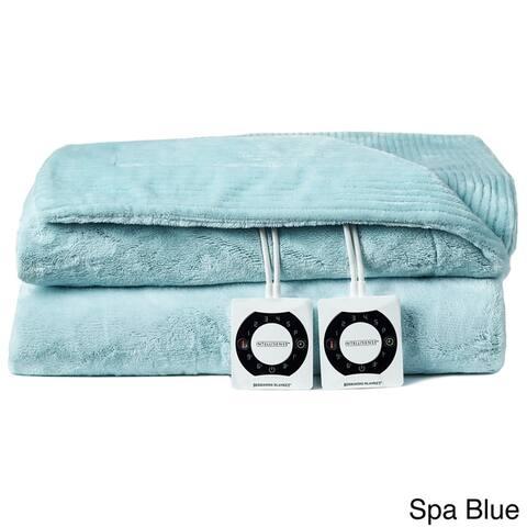 Berkshire Blanket & Home Co. Heated Blanket with Intellisense