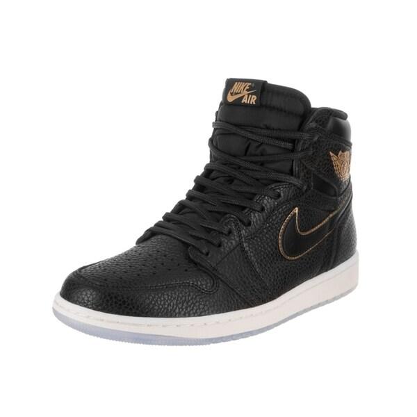 654a2379 Shop Nike Jordan Men's Air Jordan 1 Retro High OG Basketball Shoe ...