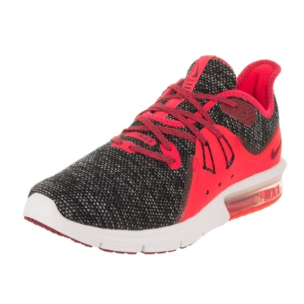 7fed79c7b912 Shop Nike Women s Air Max Sequent 3 Running Shoe - On Sale - Free ...