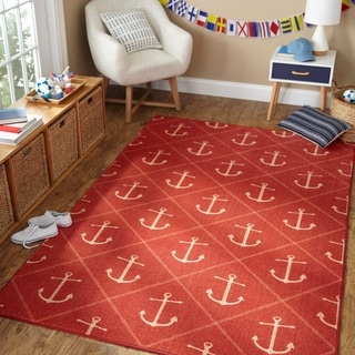Mohawk Home Prismatic Anchors Area Rug - 5' x 8'