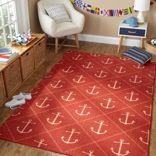 Mohawk Home Prismatic Anchors Area Rug - 5'x 8'