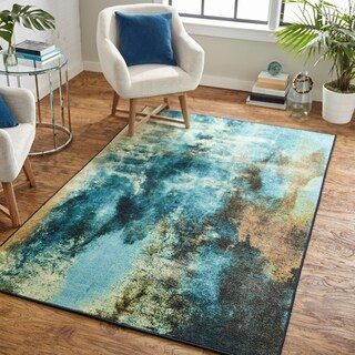 Mohawk Home Prismatic Glaicer Area Rug - 5'x 8'