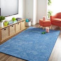 Mohawk Home Prismatic In Control Area Rug - 5'x 8'