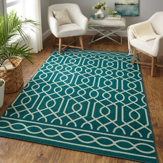 Mohawk Home Prismatic Garden Gate Area Rug