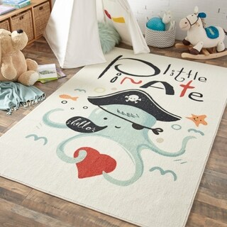 Mohawk Home Prismatic Little Pirate Area Rug - 5'x 8'