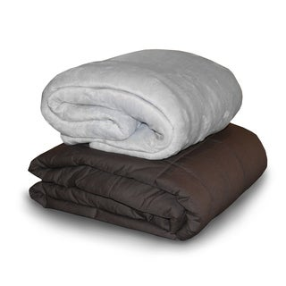 Dream Lab Acupressure Weighted Blanket 48x72