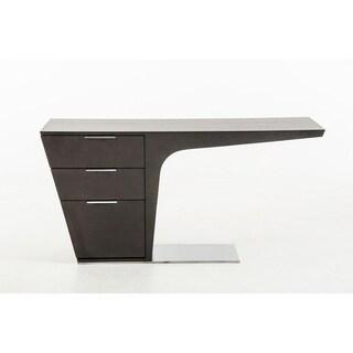 Modrest Bismark Modern Wenge Office Desk