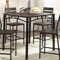 Carbon Loft Caplin Transitional Counter-height Dining Table
